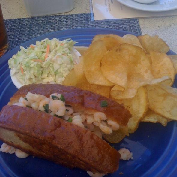 Shrimp Roll @ Yankee Pier Lafayette