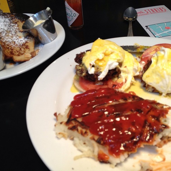 Rudy's Breakfast @ Rudy's Can't Fail Cafe