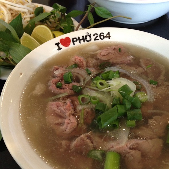 Sliced Beef Pho @ I Love Pho 264