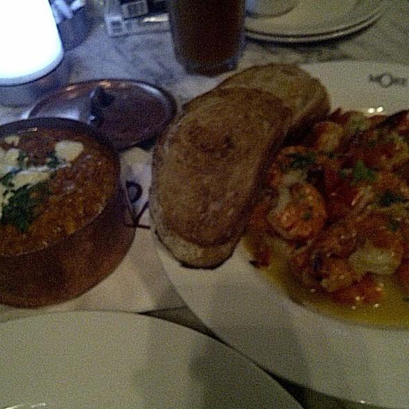 Seafood Risotto w/ Jumbo Shrimp