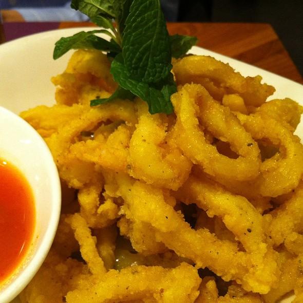 Salt and Pepper Squid @ Nahm Vietnamese and Thai