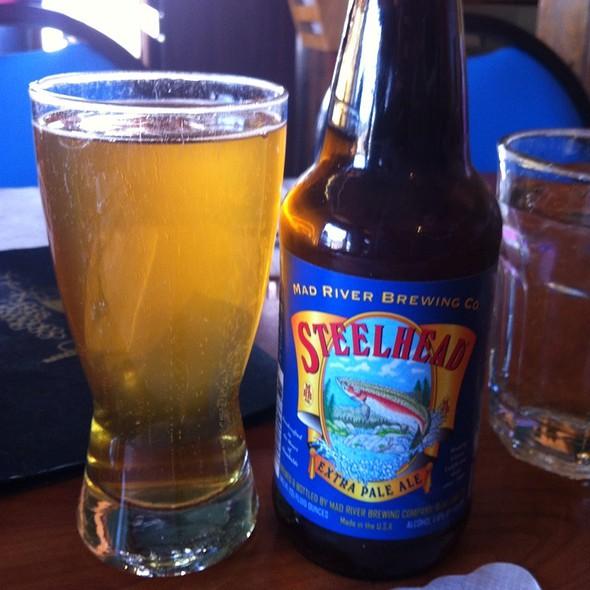 Mad River Brewing Steelhead Extra Stout - Sanderlings - Seascape Resort, Aptos, CA
