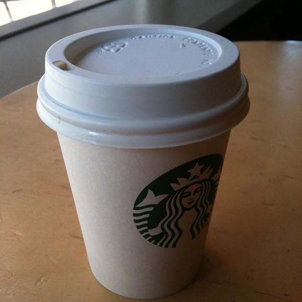 Short Bold @ Starbucks