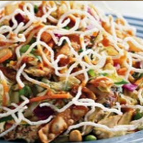 Best Thai Crunch Salad In The World Building 8121 Georgia Ave ...