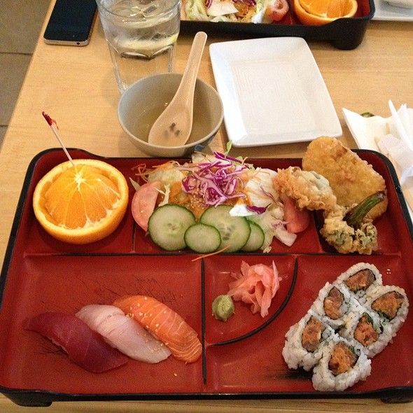 Your Choice Special @ Wild Tuna Contemporary Sushi