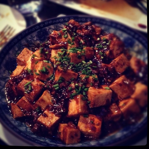 Ma Po Tofu @ Peony
