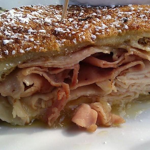 Monte Cristo Sandwich @ Michael's Grill