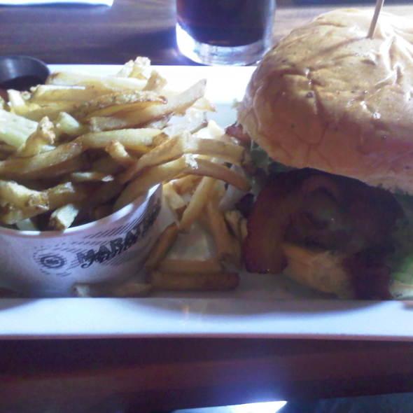 Marathon Burger - Marathon - 16th & Sansom, Philadelphia, PA