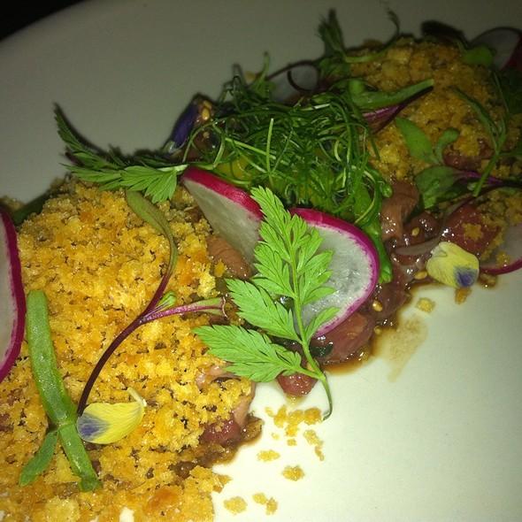 steak tartare @ Eating House