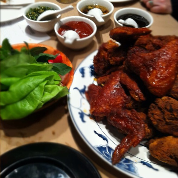 Fried Chicken @ Momofuku Noodle Bar