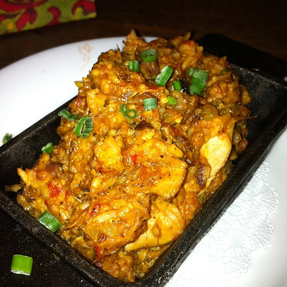 Jambalaya @ Monarch Restaurant