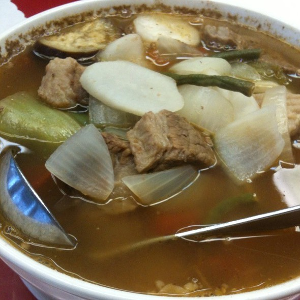 Pork Sinigang @ Ongpin