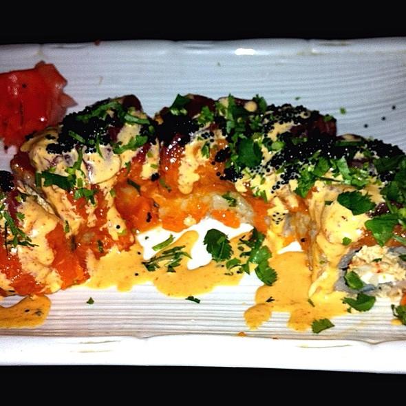 Black Samurai Roll @ Sushi Hana Fusion Cuisine