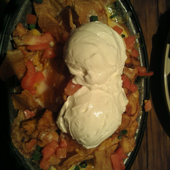 Zinger Potato Chip Nachos @ Miller's Ale House-Philadephia