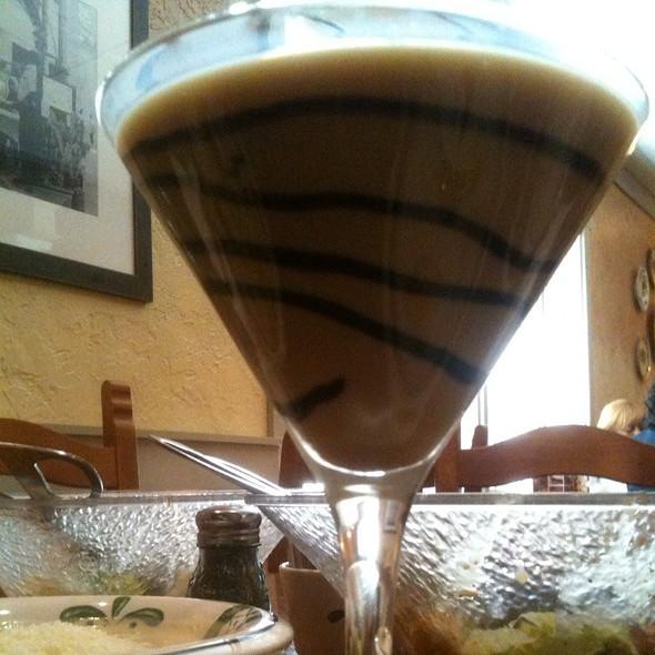 Toasted Marshmallow Martini @ Olive Garden