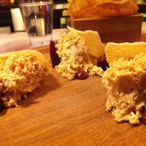 Aerated Foie Gras @ wd~50