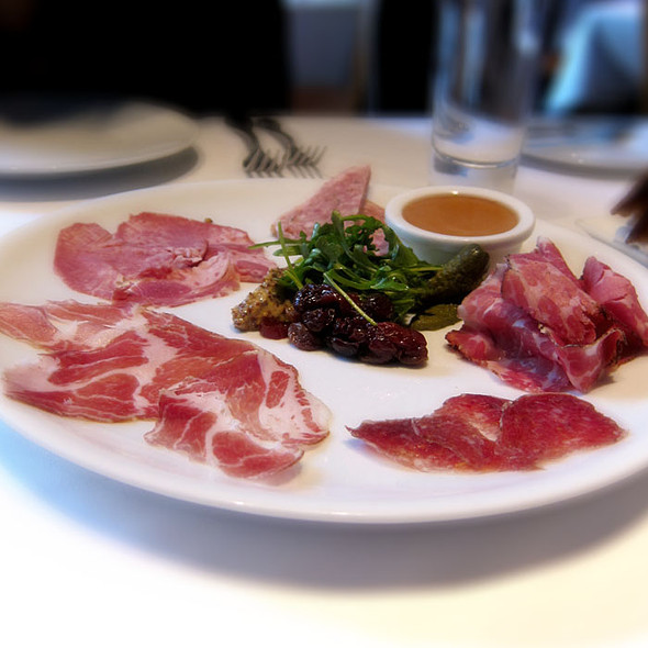 Charcuterie Selection - Spruce, San Francisco, CA