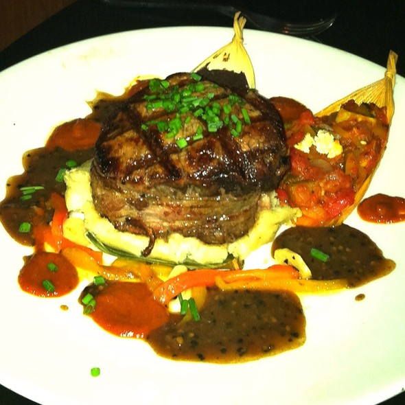 Stuffed Tenderloin - Eduardo de San Angel, Fort Lauderdale, FL