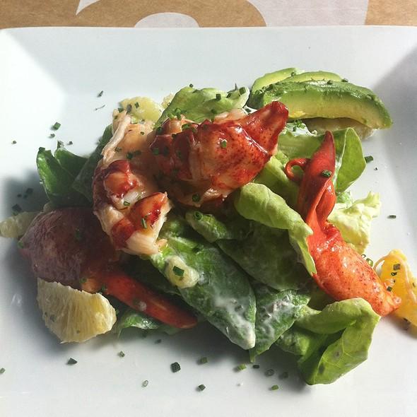 Lobster Salad @ Firebrand Saints