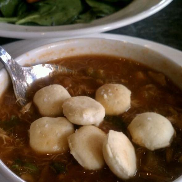 Maryland Crab Vegetable Soup - American Tap Room - Bethesda, Bethesda, MD
