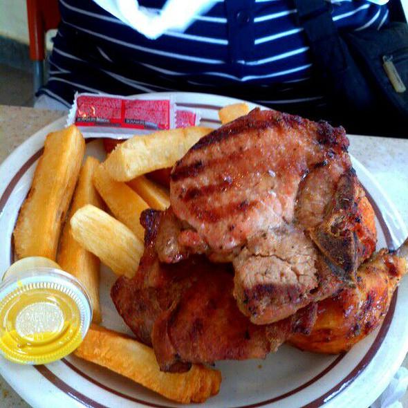 Doradito mix @ Restaurante Doraditos