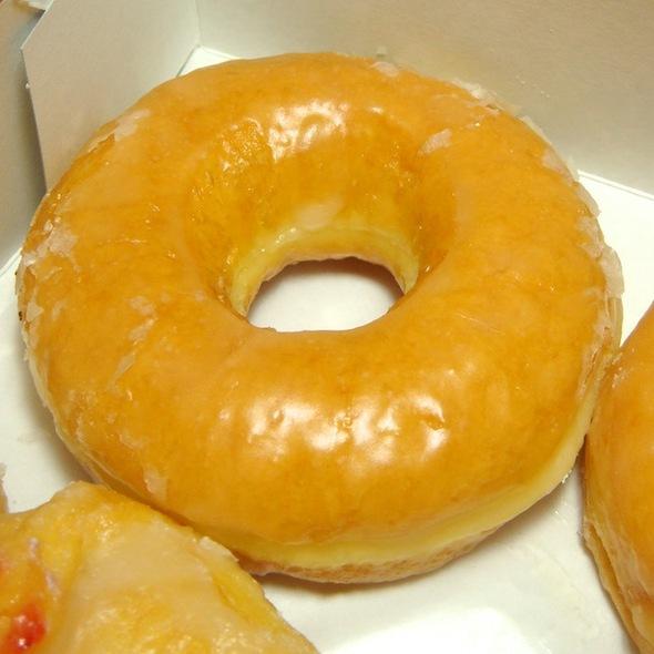 Glazed Donut @ Dunkin' Donuts (Paradise Park)
