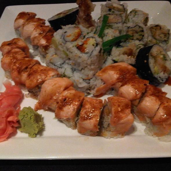 Sushi @ Fugakyu Japanese Cuisine