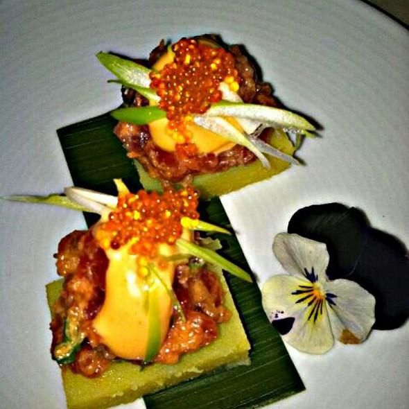 Spicy Tuna Causa @ Picca Peru