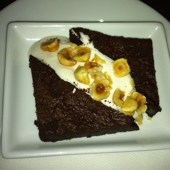 Nutella Brownie - Purple Cafe and Wine Bar - Woodinville, Woodinville, WA