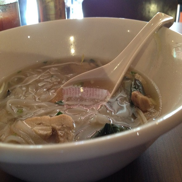 Chicken Noodle Soup @ Viet Inn