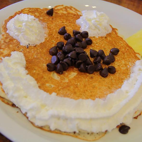 Chocolate Chip Pancake @ Big City Diner Aiea