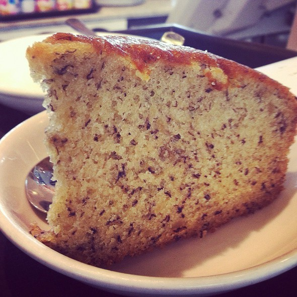 Banana Cake @ Toastbox @ Food Republic 313
