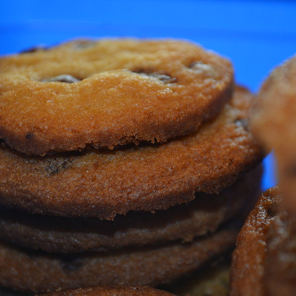 Chocolate Chip Cookies @ UTS Open Day Fair