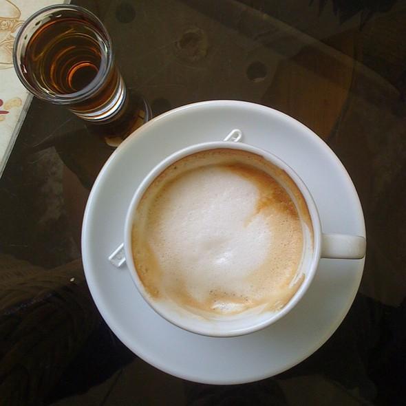 Cognac And Coffee @ Hotel Villa Duomo