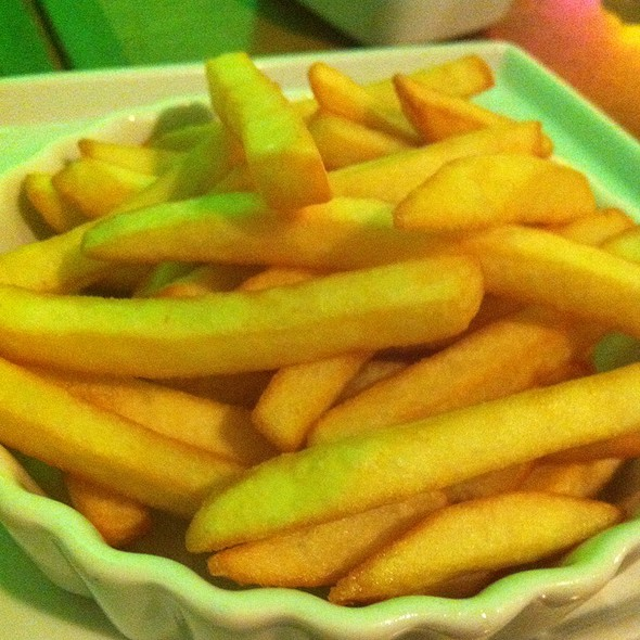French Fries @ Road Burger