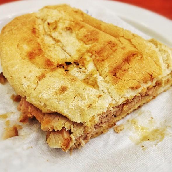 Roasted Sirloin Sandwich @ Café Transturística