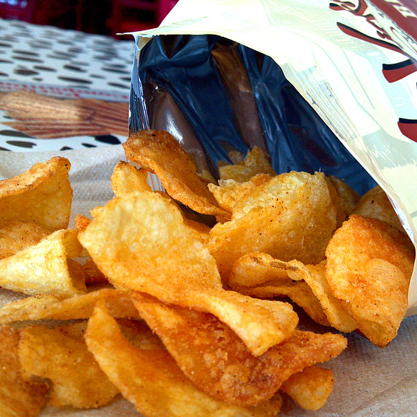 Miss Vicks Chips @ Firehouse Subs