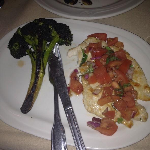 Chicken Paillard - Matteo's of Boca Raton, Boca Raton, FL