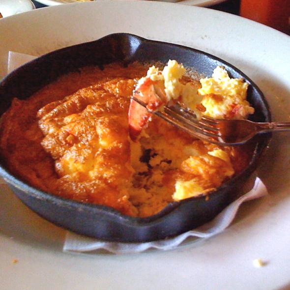 Lobster Frittata @ Ataraxis Tavern