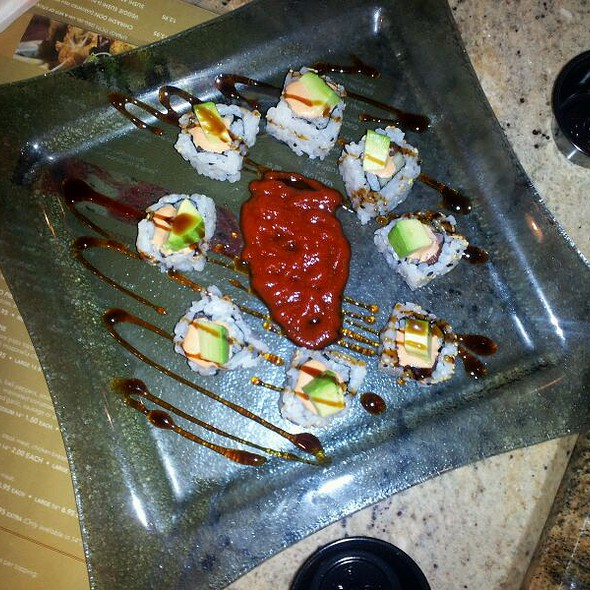 Sushi @ Cafe Alessio