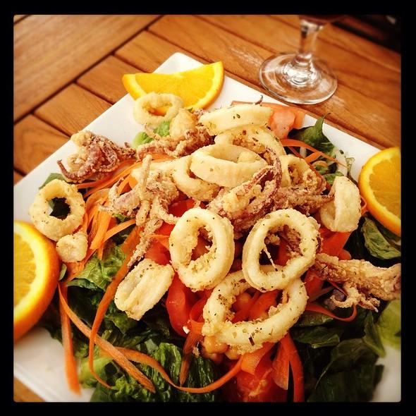 Calamari Salad @ Kafe Neo