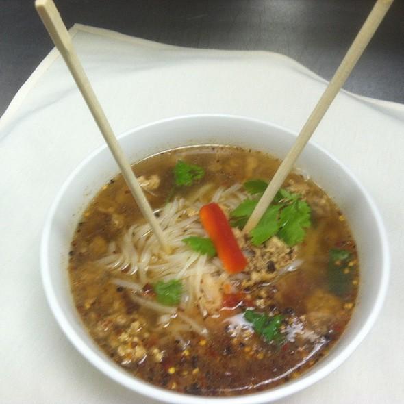 Tom Yum Noodle Soup - Marnee Thai - Ann Arbor, Ann Arbor, MI