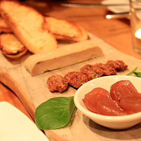 Foie Gras Terrine - Salt Wine Bar