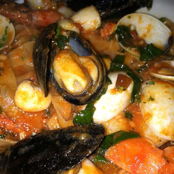 Seafood Cioppino @ Cucina Rustica
