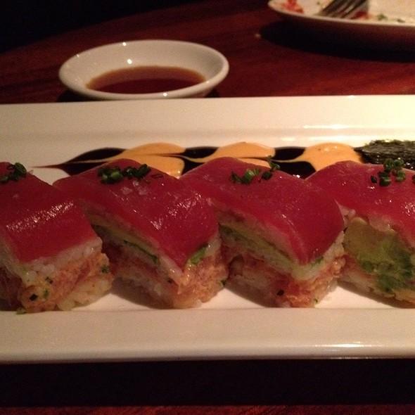 Spicy Tuna Osaka Style @ Hillstone