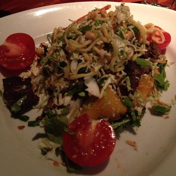Asian Steak & Noodle Salad @ Hillstone