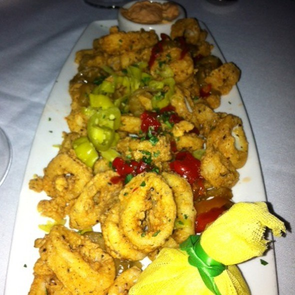 Calamari - Dakota's Steakhouse, Dallas, TX