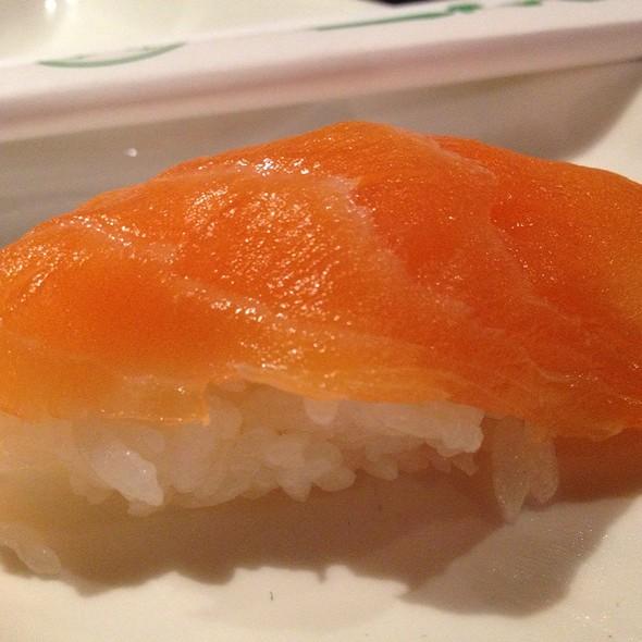 Sake (Salmon) Nigiri @ Mifune Restaurant