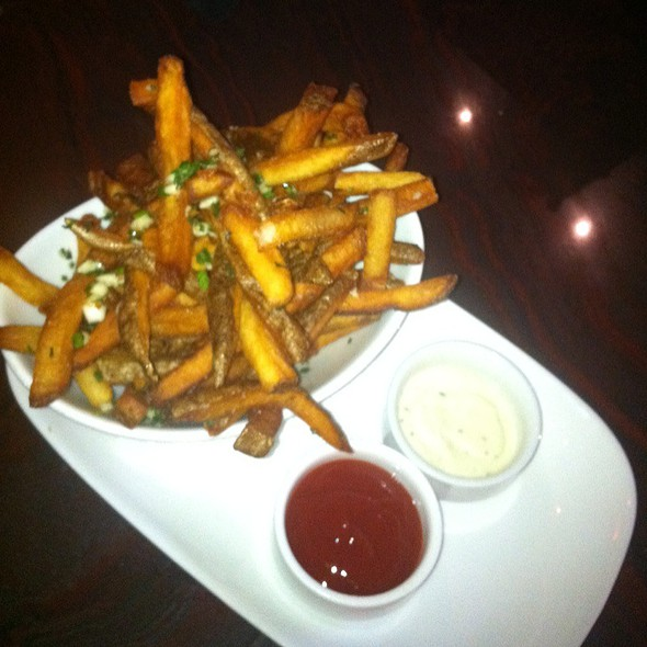 Truffled Fries - Policy, Washington, DC