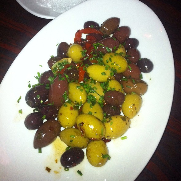 Olives - Policy, Washington, DC